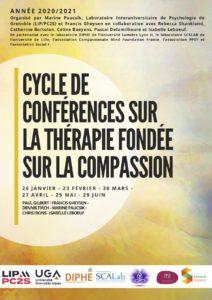 Conférence - Paul Gilbert : Nouvelles tendances en TFC