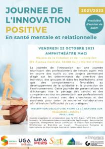 Journée de l'Innovation Positive @ MACI